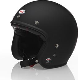 Bell Custom 500 Matte Black Helmet