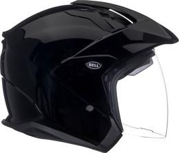 Bell Mag-9 Gloss Black Helmet