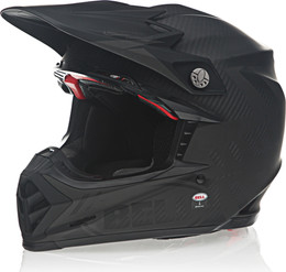 Bell Moto-9 Flex Matte Black Syndrome Helmet