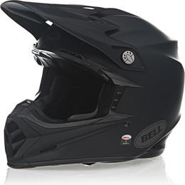 Bell Moto-9 MIPS Matte Black Helmet