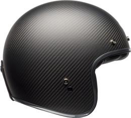 Bell Custom 500 Carbon Matte Black Helmet