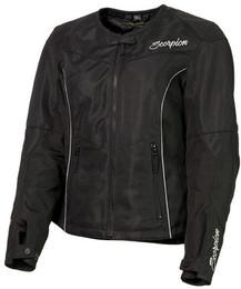 Scorpion Verano Womens Jacket Black