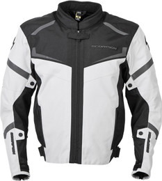 Scorpion Phalanx Jacket Light Grey Light Grey