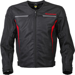 Scorpion Drafter Jacket Red