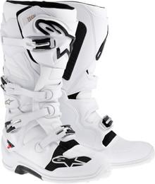 Alpinestars Tech 7 Boots White