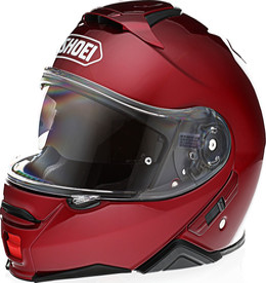Shoei Neotec II Wine Red Helmet