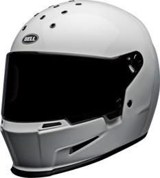Bell Eliminator Gloss White Helmet