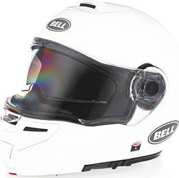 Bell SRT Modular Gloss White Helmet