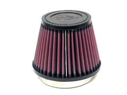 K&N Air Filter RU-2990 3-1/2 Flg 5 B 3-1/2 T 4 H