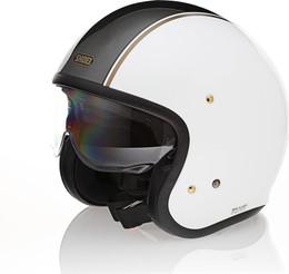 Shoei JO Carburetor TC-6 White Helmet