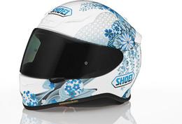 Shoei RF-1200 Harmonic TC-2 Blue Helmet