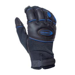 Olympia 714 Cool Hand Black Blue Glove