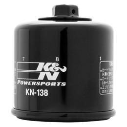 K&N KN-138 Oil Filter Canister