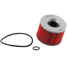 K&N KN-401 Oil Filter Cartridge