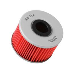 K&N KN-114 Oil Filter Cartridge