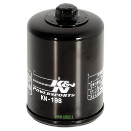 K&N KN-198 Oil Filter Canister