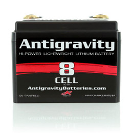 Antigravity Small Case Lithium Battery AG-801 240CA CTR Terminal