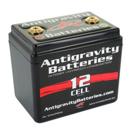 Antigravity Small Case Lithium Battery AG-1201 360CA CTR Terminal