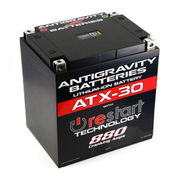 Antigravity Re-Start Lithium Battery ATX-30 880CA 4 Terminal