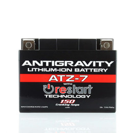 Antigravity Re-Start Lithium Battery ATZ-7 150CA 4 Terminal