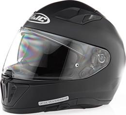 HJC i70 Solid Matte Black Helmet