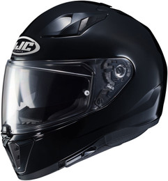 HJC i70 Solid Gloss Black Helmet