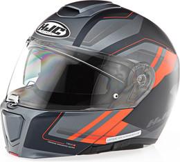 HJC RPHA 90 TANISK MC-6H Matte Orange Helmet