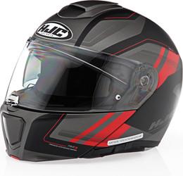 HJC RPHA 90 TANISK MC-1 Matte Red Helmet