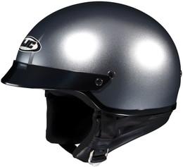 HJC CS-2N Solid Gloss Anthracite Helmet