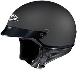HJC CS-2N Solid Matte Black Helmet