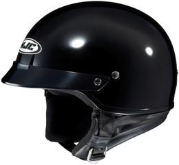 HJC CS-2N Solid Gloss Black Helmet