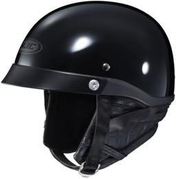 HJC CL-IRONROAD Solid Gloss Black Helmet
