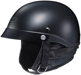 HJC CL-IRONROAD Solid Matte Black Helmet