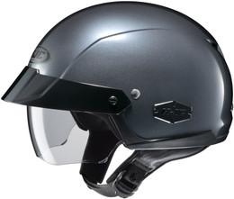 HJC IS-CRUISER Solid Gloss Anthracite Helmet