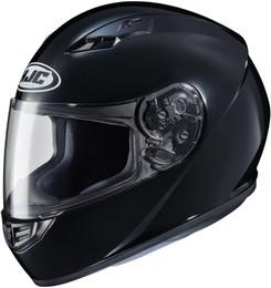 HJC CS-R3 Solid Gloss Black Helmet