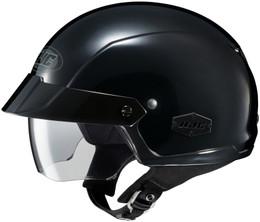 HJC IS-CRUISER Solid Gloss Black Helmet