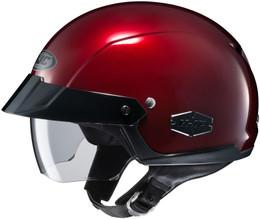 HJC IS-CRUISER Solid Gloss Red Helmet