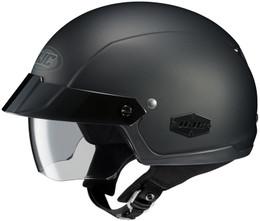HJC IS-CRUISER Solid Matte Black Helmet