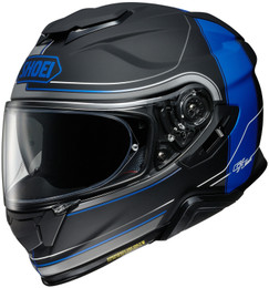 Shoei GT-AIR II Crossbar TC-10 Blue Helmet