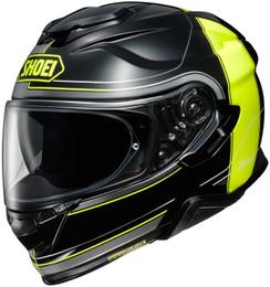 Shoei GT-AIR II Crossbar TC-3 Yellow Helmet