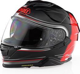 Shoei GT-AIR II Crossbar TC-1 Red Helmet