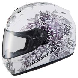 Scorpion EXO-R320 Dream White Helmet