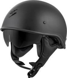 Scorpion EXO-C90 Solid Matte Black Helmet