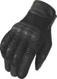 Scorpion Divergent Black Gloves