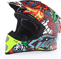 Suomy MX Speed Tribal Helmet