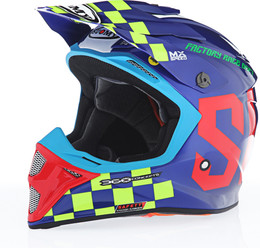Suomy MX Speed Master Multi Helmet