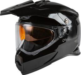 Gmax Youth AT-21S Adventure Snow Helmet Black