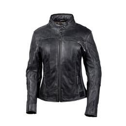 Cortech Womens LOLO Black Jacket