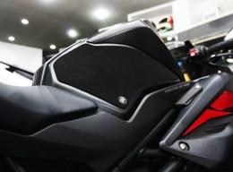 TechSpec Snake Skin Gripster Tank Grip for Honda CBR 250RR 16-CURRENT