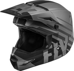 Fly Racing Kinetic Thrive Helmet Matte Grey